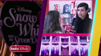 Radio Disney App TV Spot, 'Insider: Snow White 80th Anniversary' - Thumbnail 2