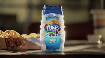 Tums Smoothies TV Spot, 'Curly Fries' - Thumbnail 5