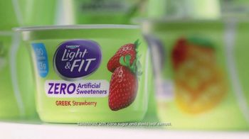 Dannon Light & Fit Greek Yogurt TV Spot, 'Girl Talk' - Thumbnail 3
