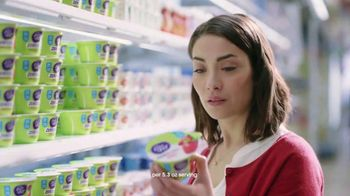 Dannon Light & Fit Greek Yogurt TV Spot, 'Girl Talk' - 2128 commercial airings