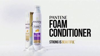 Pantene Pro-V Foam Conditioner TV Spot, 'Weightless' - Thumbnail 10