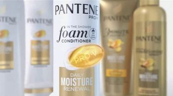 Pantene Pro-V Foam Conditioner TV Spot, 'Weightless' - Thumbnail 4