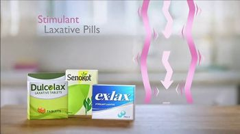 MiraLAX TV Spot, 'Works With Your Body' - Thumbnail 4