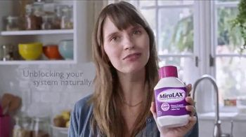 MiraLAX TV Spot, 'Works With Your Body' - Thumbnail 7