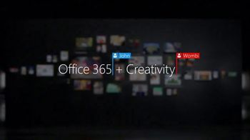 Microsoft Office 365 + Creativity TV Spot, 'Lovepop' - Thumbnail 10