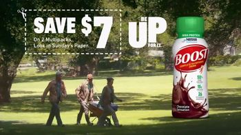 Boost High Protein Nutritional Drink TV Spot, 'Landscaper' - Thumbnail 10