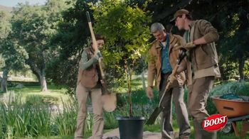 Boost High Protein Nutritional Drink TV Spot, 'Landscaper'