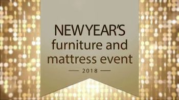 Ashley New Year's Furniture and Mattress Event TV Spot, 'Ring in 2018' - Thumbnail 2