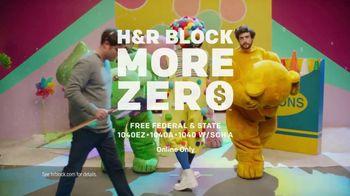 H&R Block More Zero TV Spot, 'Serious' Featuring Jon Hamm - Thumbnail 9