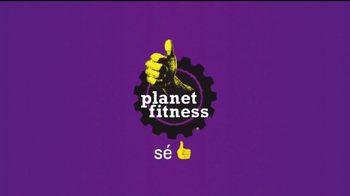 Planet Fitness TV Spot, 'Zona libre de juicios' [Spanish] - Thumbnail 7