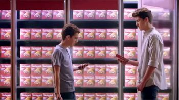 Hot Pockets Premium Pepperoni Pizza TV Spot, 'Llenador' [Spanish]