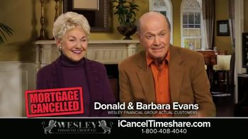 Wesley Financial Group TV Spot, 'Timeshare Cancellation Experts' - Thumbnail 3