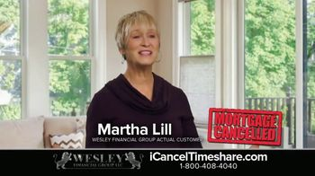 Wesley Financial Group TV Spot, 'Timeshare Cancellation Experts' - Thumbnail 4
