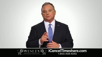 Wesley Financial Group TV Spot, 'Timeshare Cancellation Experts'