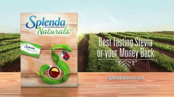 Splenda Naturals TV Spot, 'Inside Every Box' - Thumbnail 10