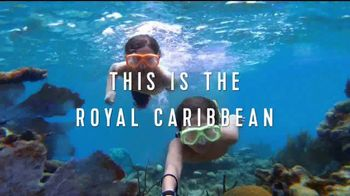 Royal Caribbean Cruise Lines TV Spot, 'Not on Repeat' Song by Leo Justi