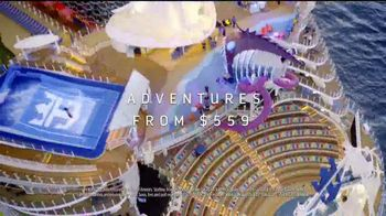 Royal Caribbean Cruise Lines TV Spot, 'Not on Repeat' Song by Leo Justi - Thumbnail 10