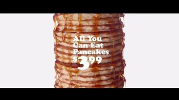 IHOP All You Can Eat Pancakes TV Spot, 'Un montón' [Spanish] - Thumbnail 3