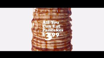 IHOP All You Can Eat Pancakes TV Spot, 'Un montón' [Spanish] - Thumbnail 4