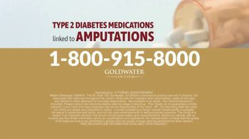 Goldwater Law Firm TV Spot, 'Diabetes Amputations' - Thumbnail 5