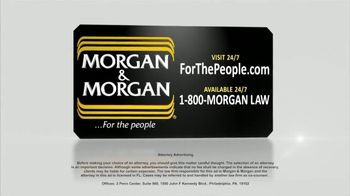 Morgan and Morgan Law Firm TV Spot, 'At Fault Injuries' - Thumbnail 7