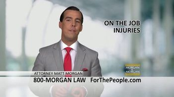 Morgan and Morgan Law Firm TV Spot, 'At Fault Injuries' - Thumbnail 1
