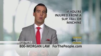 Morgan and Morgan Law Firm TV Spot, 'At Fault Injuries' - Thumbnail 5