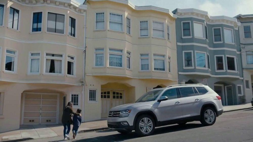 2018 Volkswagen Atlas TV Commercial, 'Parents' - iSpot.tv