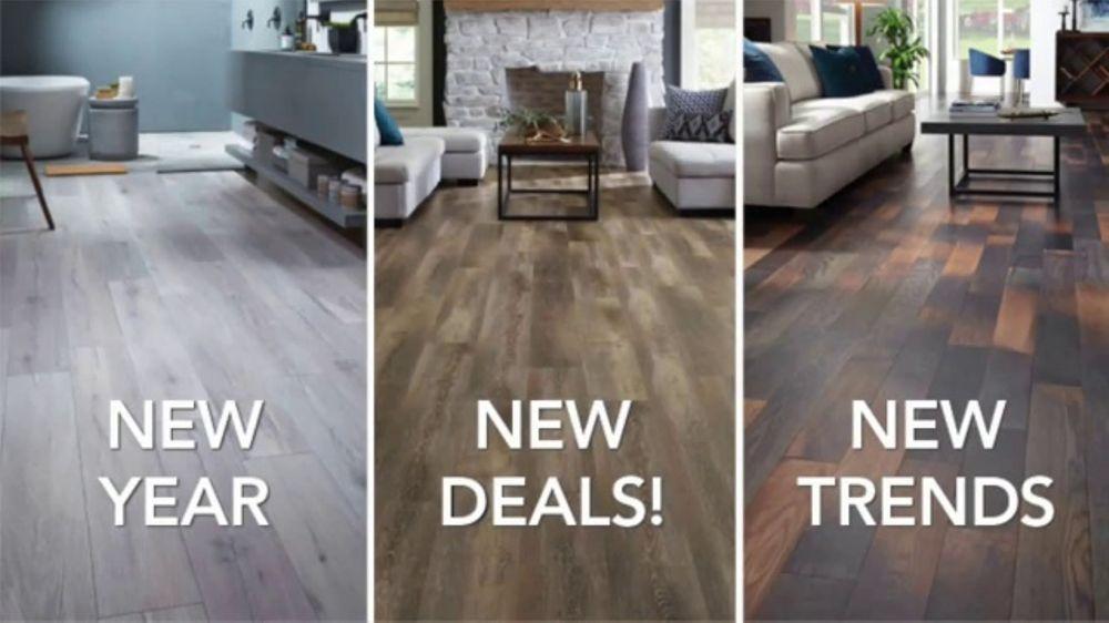 Lumber Liquidators TV Commercial, 'New Year, New Trends'