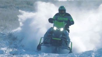 2018 Arctic Cat Snowmobiles TV Spot, 'See the Complete Lineup'