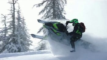 2018 Arctic Cat Snowmobiles TV Spot, 'See the Complete Lineup' - Thumbnail 5