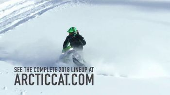 2018 Arctic Cat Snowmobiles TV Spot, 'See the Complete Lineup' - Thumbnail 9