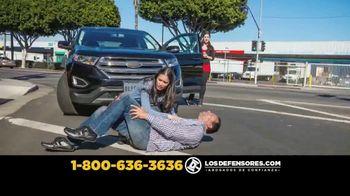 Los Defensores TV Spot, 'Choques fuertes' con Jorge Jarrín [Spanish] - Thumbnail 3