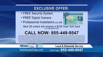 Safe Streets USA TV Spot, 'Home Security Bulletin: ADT' Feat. Danny White - Thumbnail 9