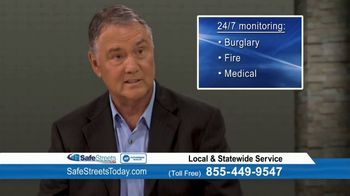 Safe Streets USA TV Spot, 'Home Security Bulletin: ADT' Feat. Danny White - Thumbnail 6