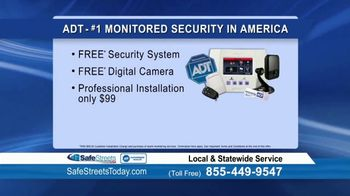 Safe Streets USA TV Spot, 'Home Security Bulletin: ADT' Feat. Danny White - Thumbnail 7