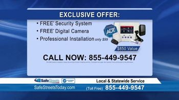 Safe Streets USA TV Spot, 'Home Security Bulletin: ADT' Feat. Danny White - Thumbnail 8