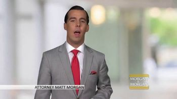 Morgan and Morgan Law Firm TV Spot, 'Hurt on the Job' - Thumbnail 1