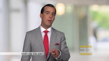 Morgan and Morgan Law Firm TV Spot, 'Hurt on the Job' - Thumbnail 2
