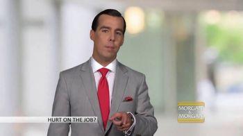 Morgan and Morgan Law Firm TV Spot, 'Hurt on the Job' - Thumbnail 3