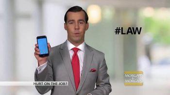 Morgan and Morgan Law Firm TV Spot, 'Hurt on the Job' - Thumbnail 4