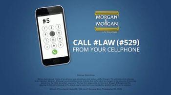 Morgan and Morgan Law Firm TV Spot, 'Hurt on the Job' - Thumbnail 5