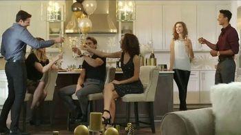 Ashley HomeStore New Year's Savings Bash TV Spot, 'Cheers' - Thumbnail 1
