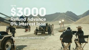 H&R Block Refund Advance TV Spot, 'Dust Bowl' Featuring Jon Hamm - Thumbnail 9