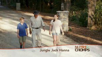 Nutri Chomps TV Spot, 'Downright Healthy' Featuring Jack Hanna - Thumbnail 1