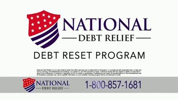 National Debt Relief Debt Reset Program TV Spot, 'Balance May Be Reduced' - Thumbnail 9