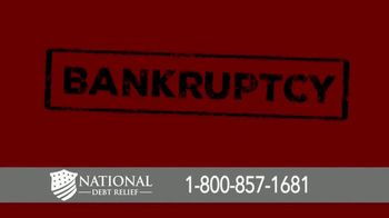 National Debt Relief Debt Reset Program TV Spot, \'Balance May Be Reduced\'