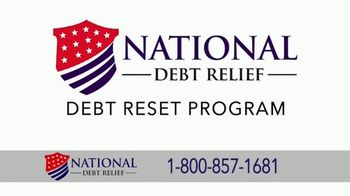 National Debt Relief Debt Reset Program TV Spot, 'Balance May Be Reduced' - Thumbnail 4