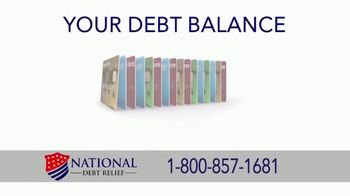 National Debt Relief Debt Reset Program TV Spot, 'Balance May Be Reduced' - Thumbnail 5