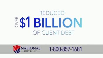 National Debt Relief Debt Reset Program TV Spot, 'Balance May Be Reduced' - Thumbnail 7